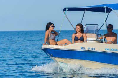 Rent A Boat Rhodes Kolymbia Greece